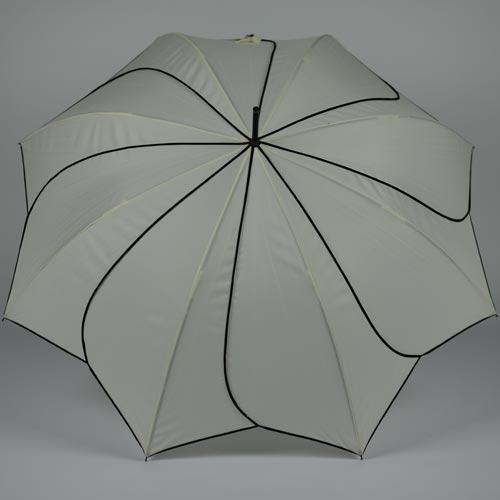 Parapluie blanc Sunflower