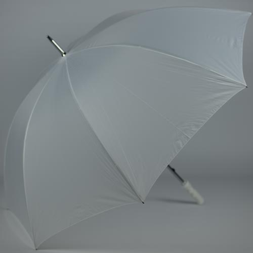 Parapluie de golf Fairway white