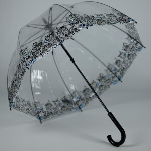 Parapluie chat Birdcage Cats