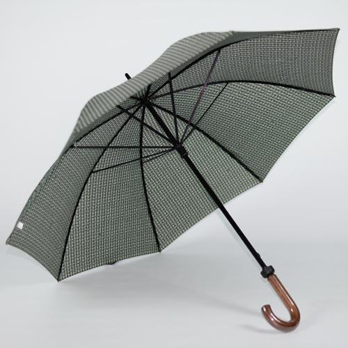 Parapluie solide Huntsman Tweed