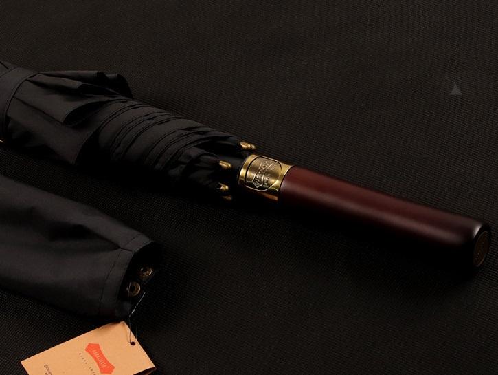 Parapluie longue poignée