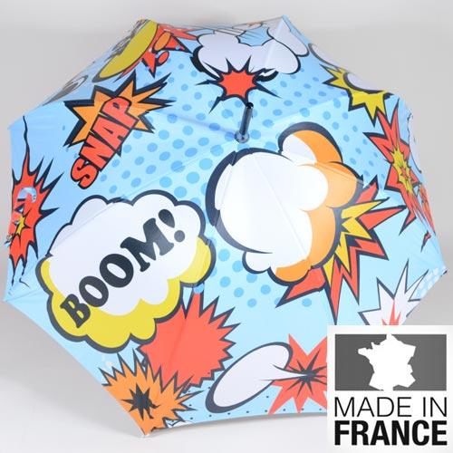 Parapluie création originale style Comics