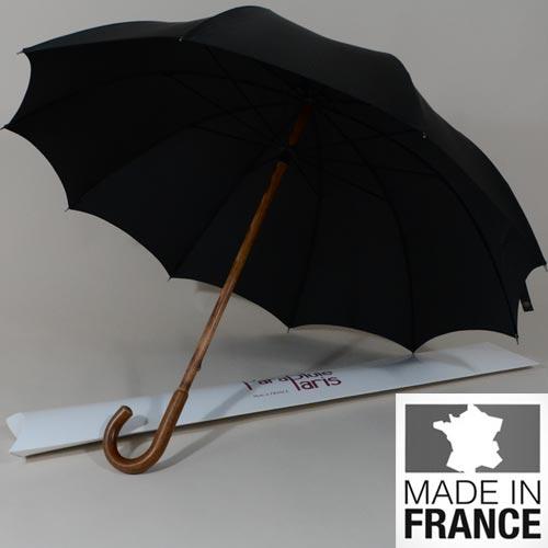 Parapluie haut de gamme en jonc