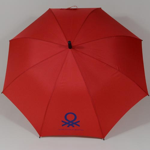 Parapluie Benetton rouge