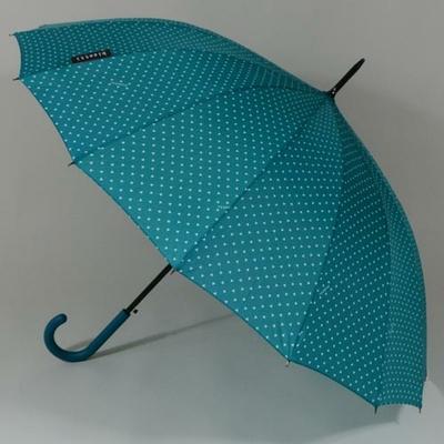Parapluie long résistant avec petites étoiles
