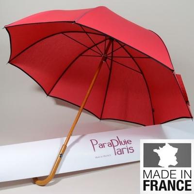 Parapluie haut de gamme L'Eternel rouge