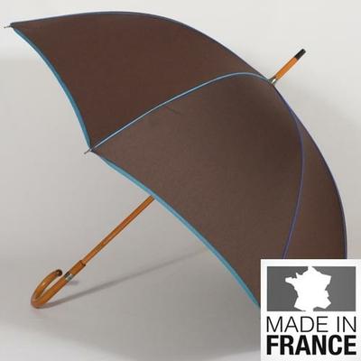 Parapluie en bois L'Eternel chocolat