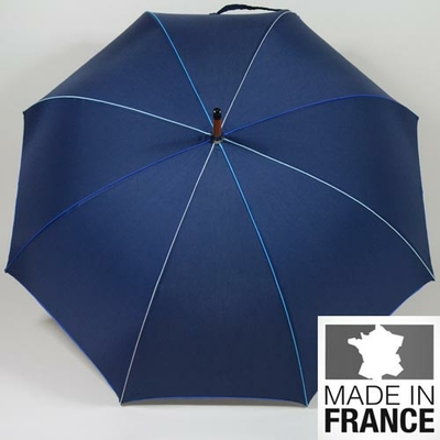 Parapluie luxe français Eternel bleu