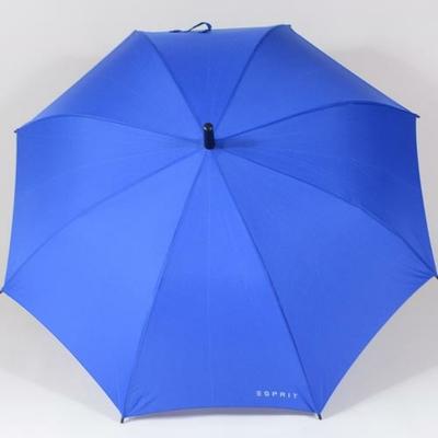 Parapluie grande taille bleu Esprit