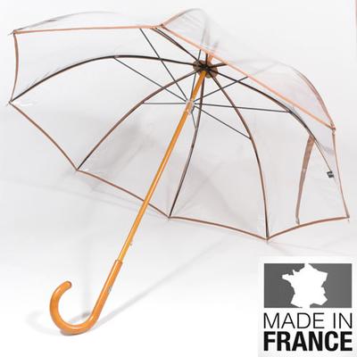 Parapluie français Le Transparent