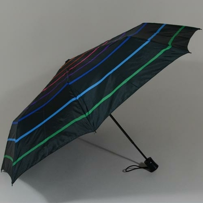 Parapluie pliant Color Stripe