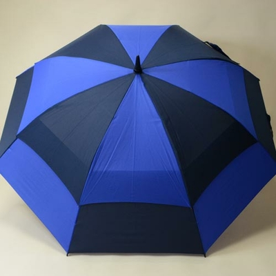 Parapluie anti vent Stormshield navy
