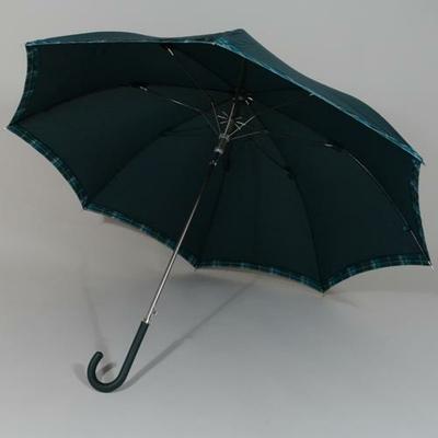 Parapluie couleur vert Anglais