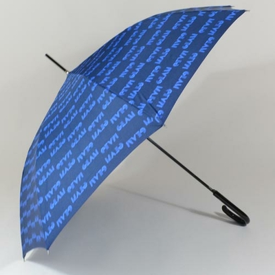 Pierre Cardin Parapluie glamour bleu