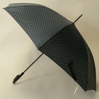 Parapluie traditionnel automatique à pois