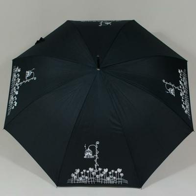 Parapluie avec imprimé réactif L'Oiseau en cage