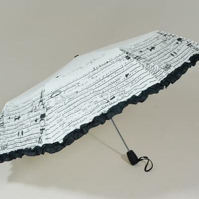 Parapluie pliant au style rétro