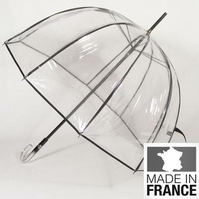 Parapluie transparent L'invisible