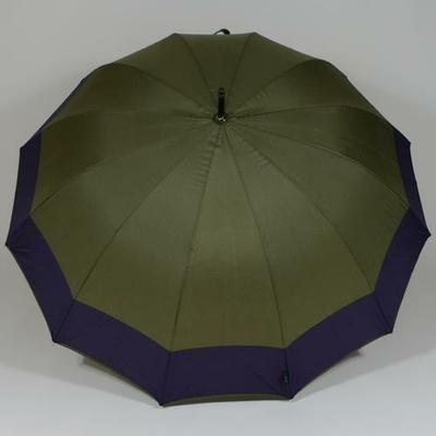 Grand parapluie dôme à 12 baleines