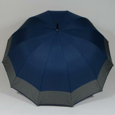 Parapluie pour deux Dome bleu