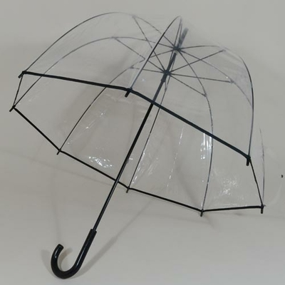 Grand parapluie transparent Big Bubble