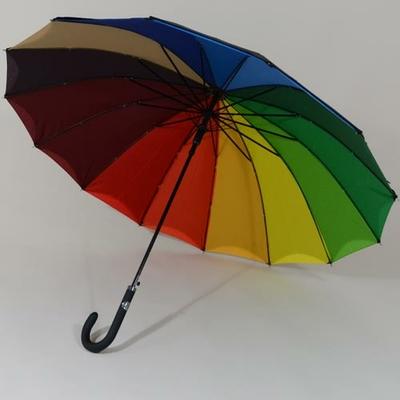 Parapluie coloré Arc en ciel