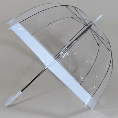 Parapluie mariée Birdcage white