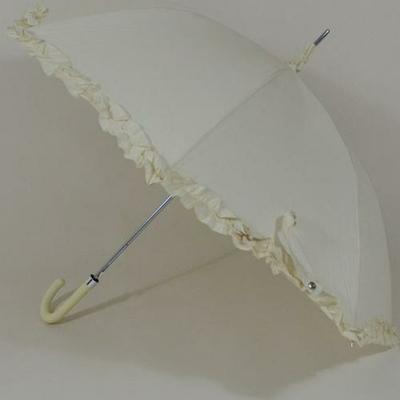 Parapluie mariage La Mariée en ivoire