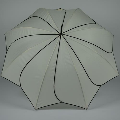 Parapluie blanc Sunflower