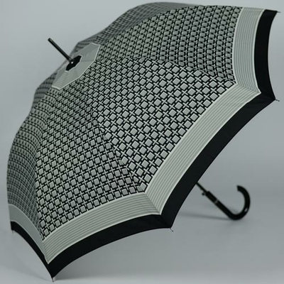 Parapluie tendance à damiers Cardin