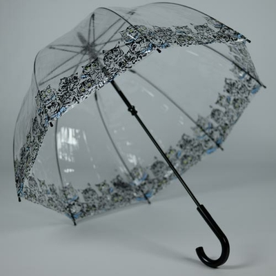 Parapluie transparent Birdcage Cats