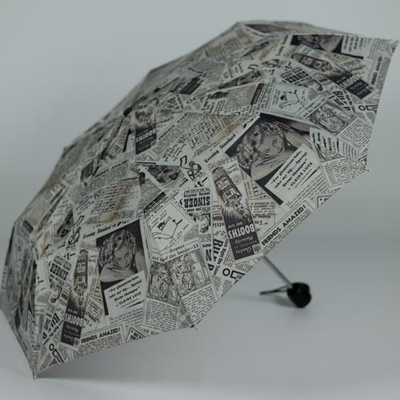 Parapluie british Deluxe Old News