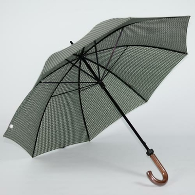 Parapluie solide Huntsman Tweed