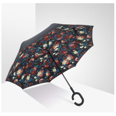 Parapluie à ouverture révolutionnaire Lily Rose