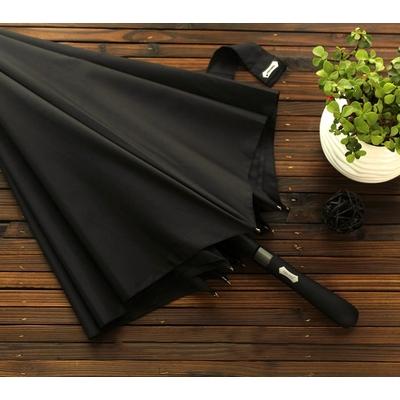 Parapluie automatique long noir