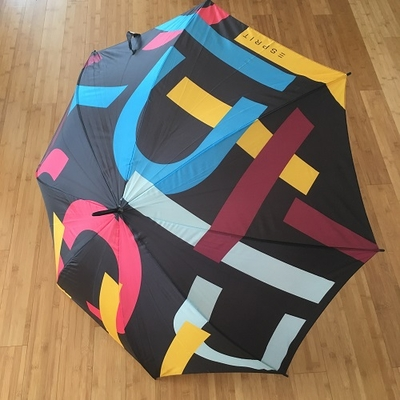 Parapluie tendance avec imprimé logo Esprit original