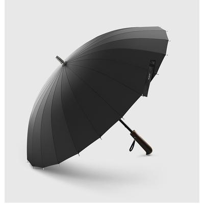 Parapluie très solide avec 24 baleines