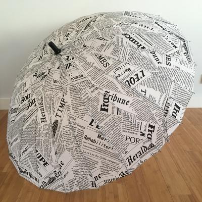 Parapluie résistant à 24 baleines