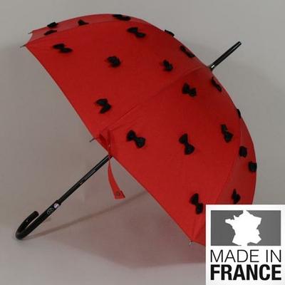 Parapluie rouge Lolita