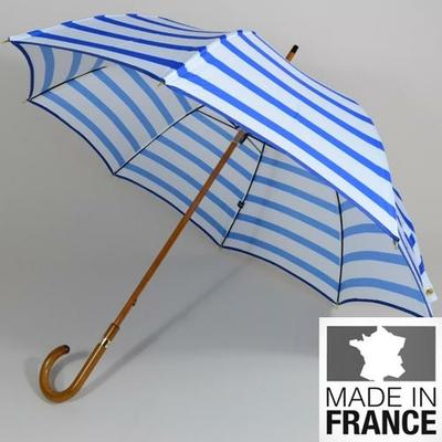 Parapluie marinière en bois