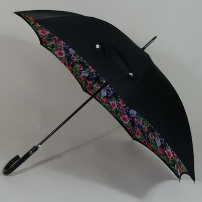 Parapluie solide à double toile