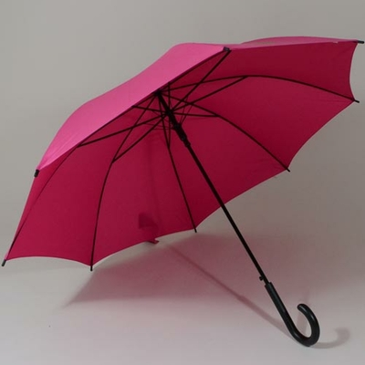 Parapluie rose Benetton