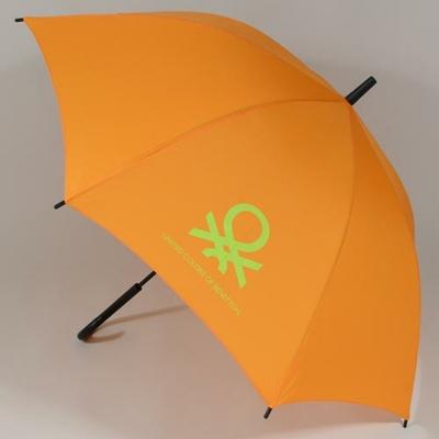 Parapluie Benetton jaune