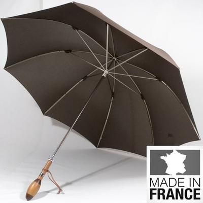Parapluie poignée ballon de rugby L'Ovalie