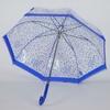 parapluie cloche bleu 4