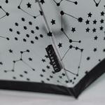 parapluie transparent noir 5