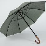 parapluie solide tweed 4