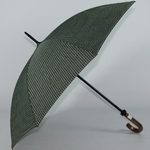 parapluie solide tweed
