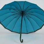 parapluie anti vent holi bleu