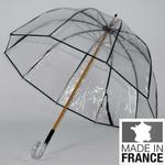 parapluie transparent francais